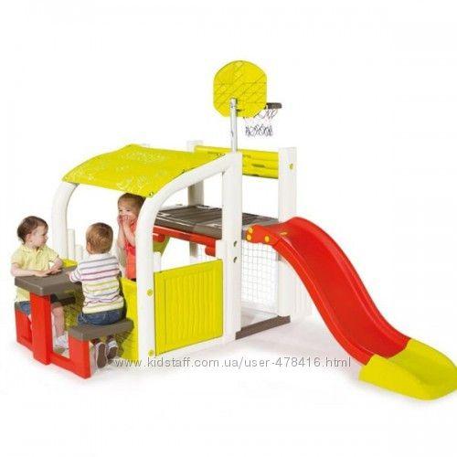 Игровой комплекс Fun Center Smoby 310059 I 840203