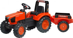 Детский трактор на педалях с прицепом Falk 2060AB