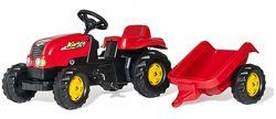 Детский трактор Rolly Toys 012121
