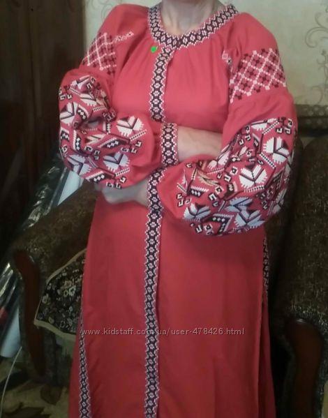 7c5060cc2b5513 Платья-вышиванки машинная вышивка в стиле бохо 100 лен, 2500 грн ...