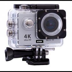 Водонепроницаемая экшн-камера 4K Ultra HD