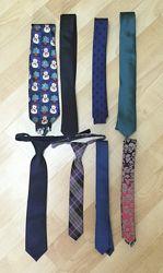 Распродажа галстуков 5-10 л.