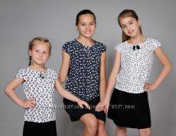 Школьные блузки, юбки, вышиванки в наличии