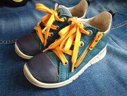 Осенние ботинки Ессо 24 размер, 15 см стелька