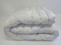 Одеяло лебяжий пух Узоры 1. 5-сп.