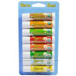 Sierra Bees, Натуральные бальзамы для губ, 8 видов