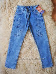 Модные джинсы, Хит, Турция, от 6 до 12 лет, унисекс