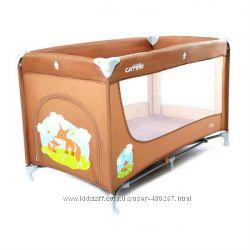 Прокат манеж-кровать CARRELLO Uno