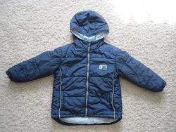 Куртка - курточка демисезонная р.116-122