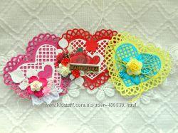Валентинки, открытки