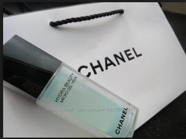 Гель для кожи вокруг глаз Chanel Hydra Beauty увлажняющий