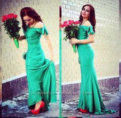 Выпускное дизайнерское платье