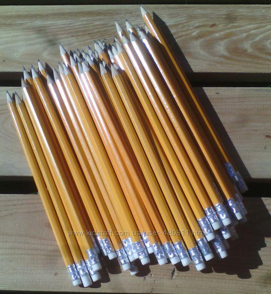 Простые карандаши в наборах и поштучно большой выбор
