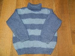 Кофта, кофточка, свитерок детский р. 122