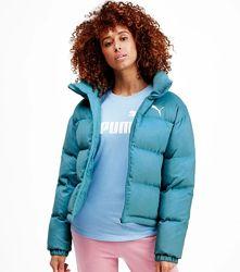Зимняя Теплая Куртка Парка Пуховик Puma Oversize 500 Down Jacket- оригинал