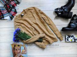 Утеплений бежевий світшот - основа гардеробу в холодний період