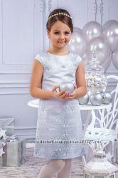 Нарядные платья для девочек рост 116-152см в наличии