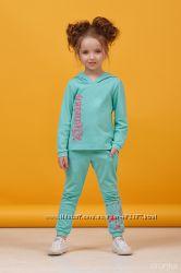 Стильные спортивные костюмы для девочек рост 116см, 122см, 128си