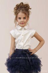 Школьные блузы ТМ Зиронька 26-9035-1 рост 122-152см в наличии