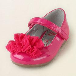 Нарядные туфельки Childrens Place США стелька 14см в наличии