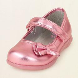 Нарядные туфельки Childrens Place США стелька 14, 5см в наличии
