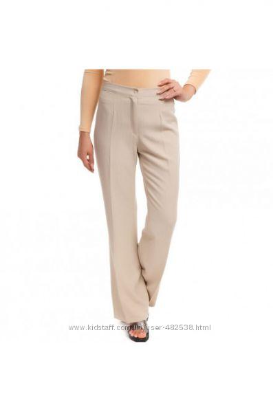 Женские светлые брюки