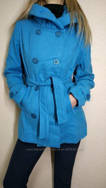 Пальто весеннее из кашемира на подкладке