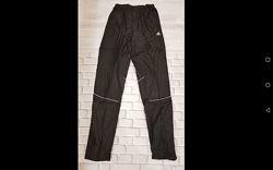 Спортивные штаны из плащевки