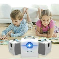 Детский мини проектор