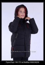 Новые Зимние куртки на мальчика  Кико, ПуросПоро. Роста 140-170см. Зима 201