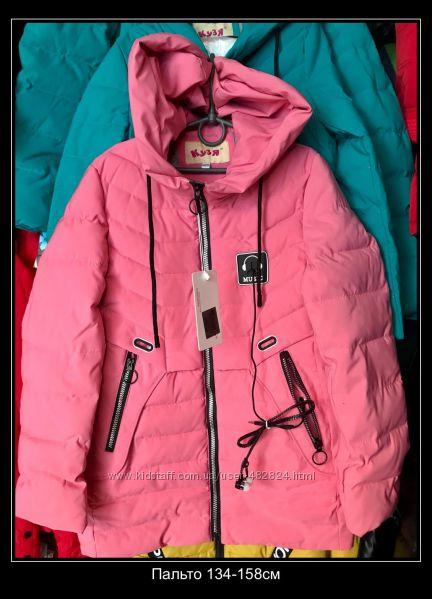 Демисезонная куртка на девочек Весна-Осень 2019