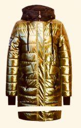 Демисезонное пальто Анеруно на девочек. Весна-Осень 2019