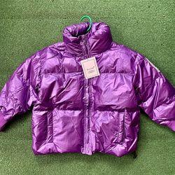 Куртка 130-160см