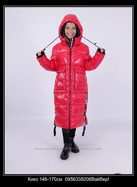 Новые зимнее пальто Кико 6162 и  Анеруно на тинсулейте 2021
