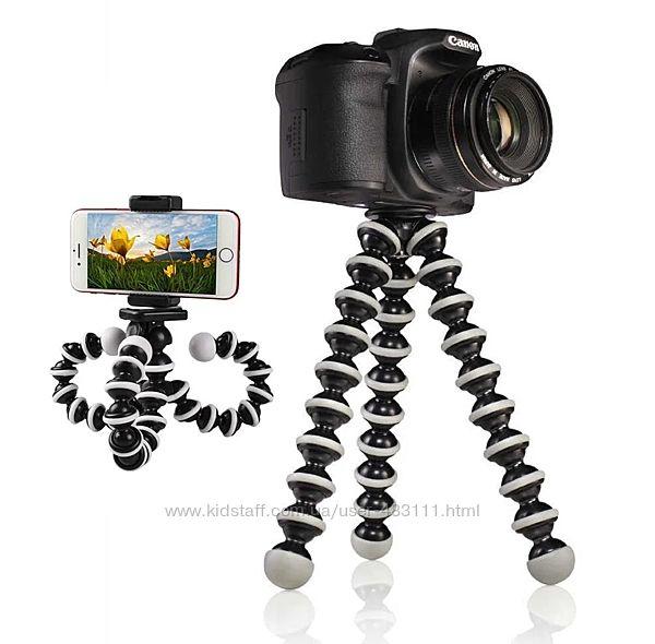 Профессиональные Фото штативы для фотоаппарата и телефона