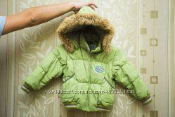 Зимняя куртка и комбинезон на мальчика Кико Kiko