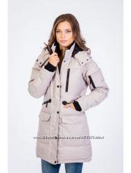 Практичная удлиненная куртка-парка от JustPlay, Европа S-XL. Три цвета
