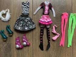 Monster High обувь и аксессуары, питомцы