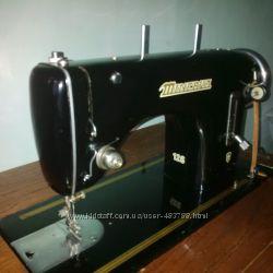 Швейная машина Minerva 126 Чехословакия Идеальный шов