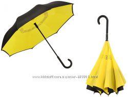 Зонт - трость полуавтомат наоборот Doppler