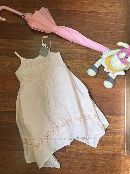 Новое платье размер 98