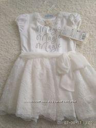 Белое нарядное платье Ceremony by Wojcik