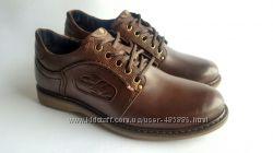 Мужские кожаные туфли Kristan Premium Leather
