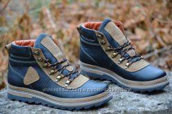 Ботинки кожаные зимние Legion