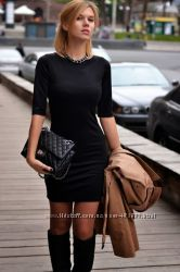 Повседневное платье мини код 75