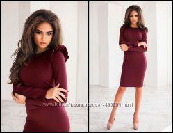 Платье с крылышками Viki код 163