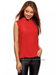 Блуза летняя без рукавов Б12