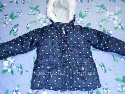 Куртка зимняя CARTERS
