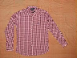 Рубашка Polo Ralph Lauren eur-L размер наш 50, оригинал