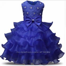 В наличии красивое Платье рюши